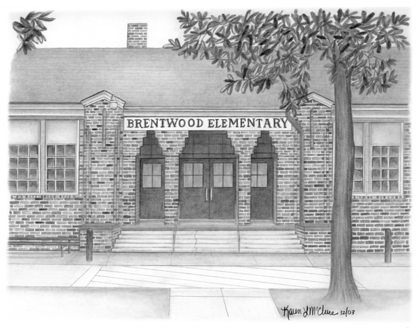 Brentwood Drawing